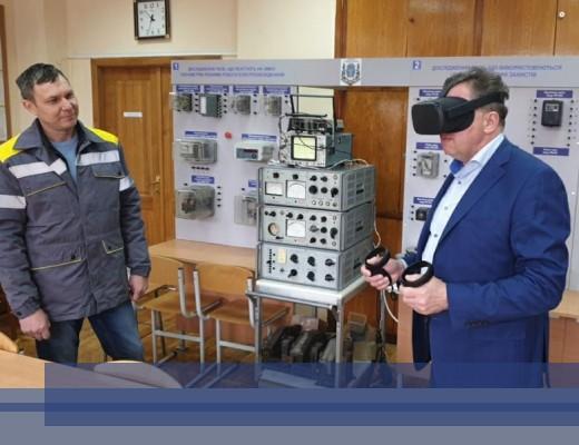 Навчальний VR-тренажер, який Kampov Technology розробила для ДТЕК «Мережі», тепер зможуть використовувати у навчальному процесі Національного університету біоресурсів і природокористування України.